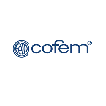Logo de la marca Cofem