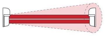 Imagen de TAKEX BARRERA PB-100TK 100MTS DOBLE HAZ