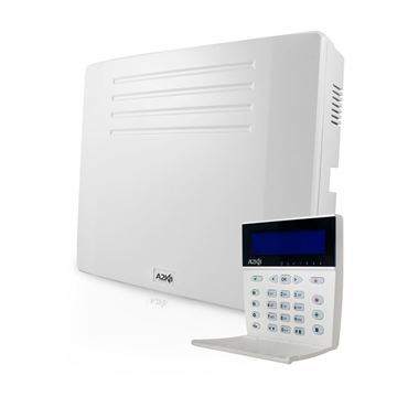 Imagen de ALONSO CENTRAL A2K8 C/TEC LCD KPD-860