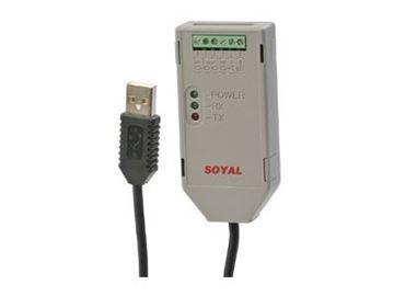 Imagen de SOYAL CONVERSOR USB 485 AR-321CM