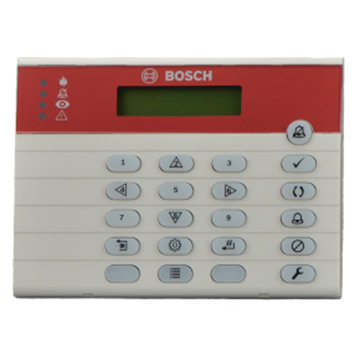 Imagen de BOSCH TECLADO FMR7033 LCD P/7024
