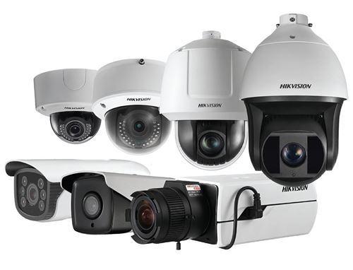 Tipos de lentes para CCTV