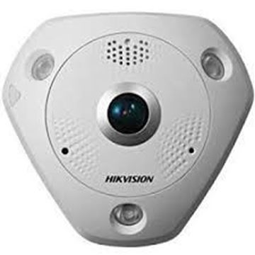 Imagen de HIK VISION DS-2CD6362F-IV CAMARA IP FISHEYE 6MP