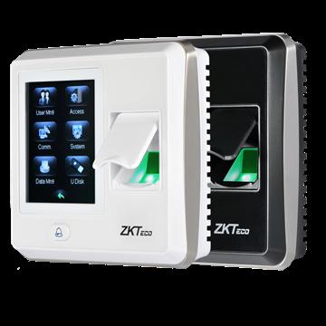 Imagen de ZK CONTROL ACCESO SF300 HUELLA+RFID