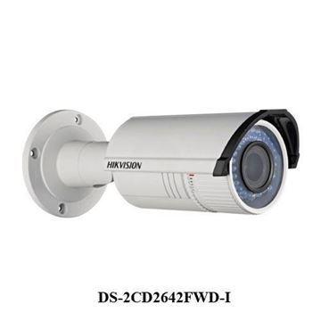Imagen de HIK VISION DS-2CD2642FWD-I IP BULLET 4MP L2.8 A 12MM