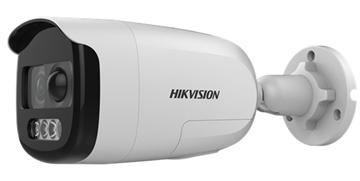 Imagen de HIK VISION DS-2CE12DFT-PIRXOF BULLET PIR/ESTROBO/ALARMA