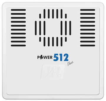 Imagen de JFL FUENTE DE PODER 12V 5A POWER 512 PLUS