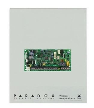Imagen de PARADOX PLACA CENTRAL 4Z SP4000 C/GABINETE