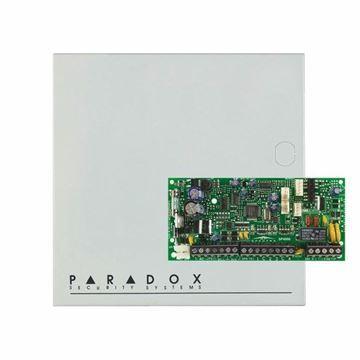Imagen de PARADOX PLACA CENTRAL 8Z SP6000 C/GABINETE