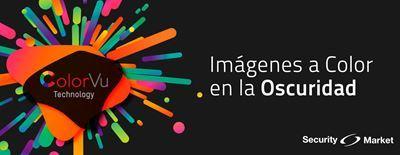 ColorVu Hikvision - Imágenes a color, en la oscuridad