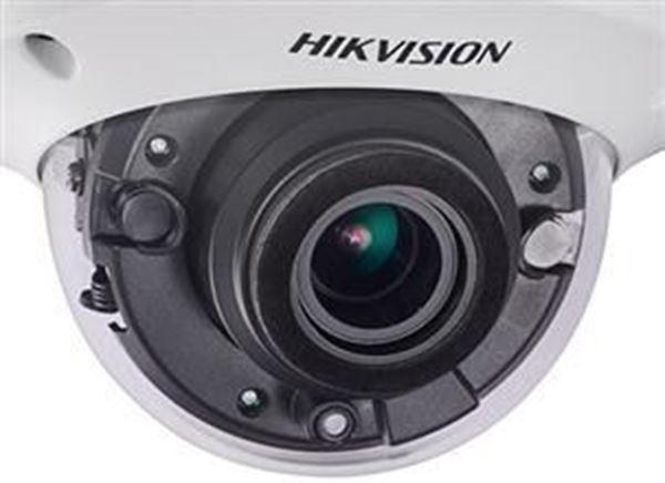 Imagen de HIKVISION DS-2CE56D8T-AVPIT3Z CAMARA DOMO VARIFOCAL MOTORIZA