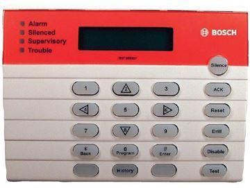 Imagen de BOSCH TECLADO LCD FMR-7033 P/CENTRAL FDP-7024