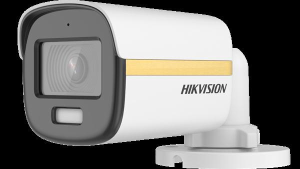 Imagen de HIKVISION DS-2CE10DF3T-F MINI BULLET COLORVU 1080P L2.8MM