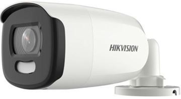 Imagen de HIKVISION DS-2CE10HFT-F28 MINI BULLET 5MP COLORVU L2.8MM