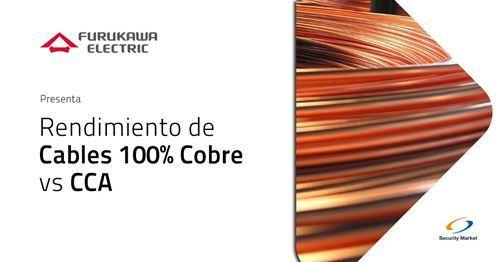 Furukawa - RENDIMIENTO DE UN CABLE 100% COBRE VS CCA