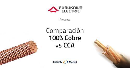 Furukawa - Comparación 100% Cobre vs CCA