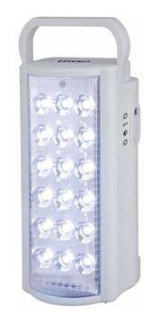 Imagen de EFOLIGHT LUZ EMERGENCIA 24 LEDS EL-1018L