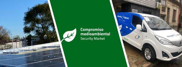 Security Market - Compromiso medioambiental